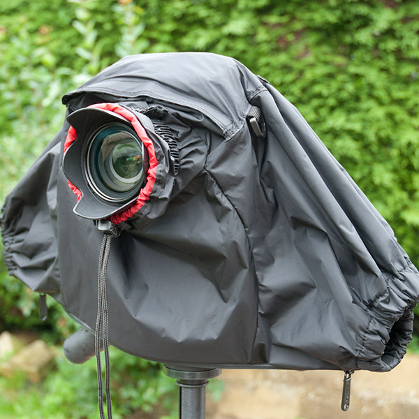 Matin Pro D-SLR Deluxe digital SLR Camera & Lens Raincover Waterproof