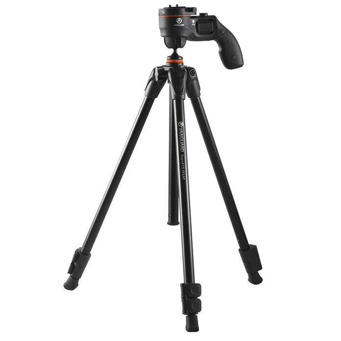 VANGUARD Espod CX 203AGH Aluminium Camera Tripod With Pistol Grip Head