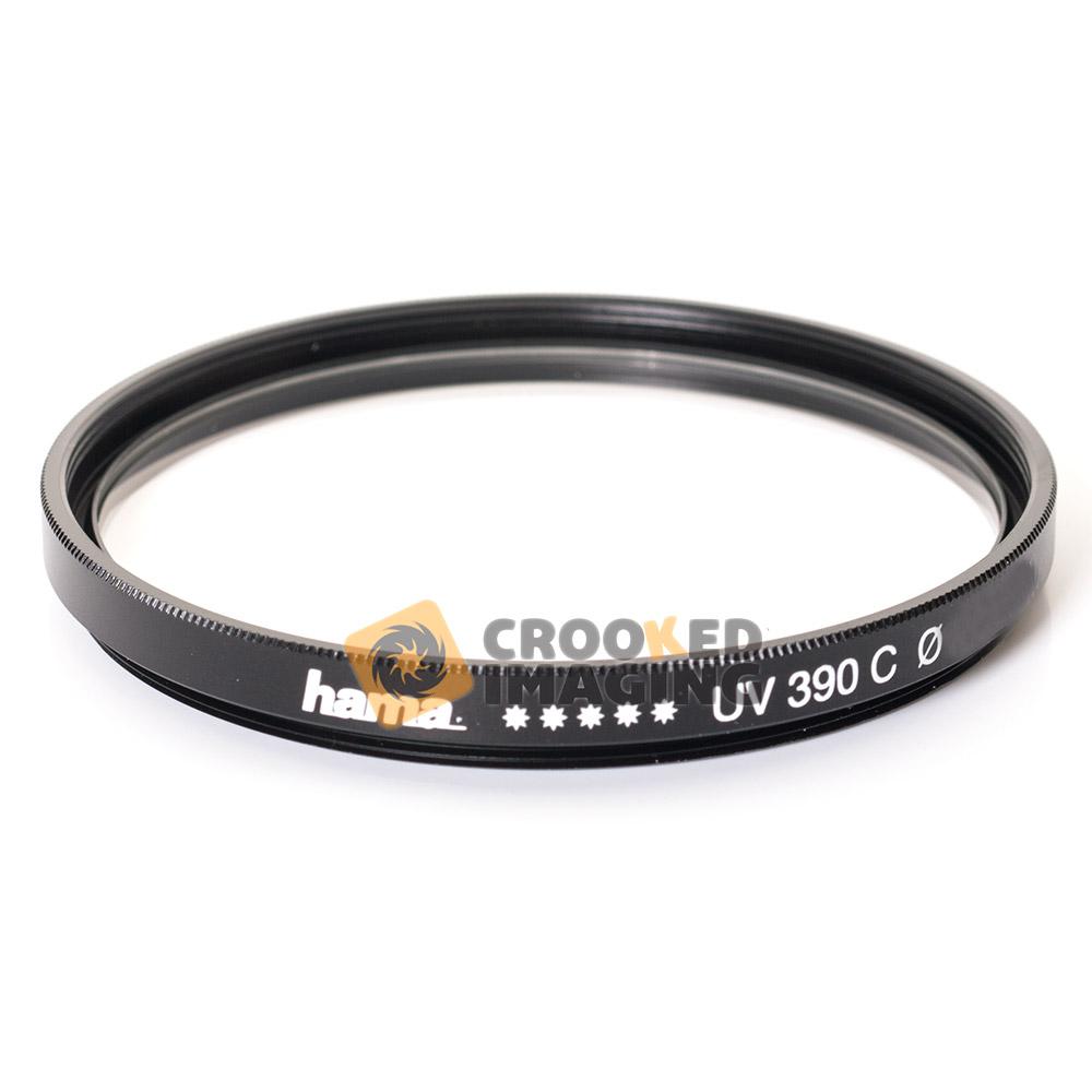 Hama 58mm 58 uv filter digital film camera lens for Film protection uv fenetre