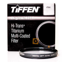 Tiffen 58mm HT Ultra Clear Lens Protector for Digital & Film SLR Camera Lenses