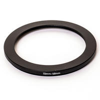 Kood 72mm - 58mm Lens Stepping Step Down Filter Adapter Ring - 72 to 58 mm Thumbnail 1