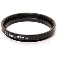 Kood 35.5mm - 37mm Lens Stepping Step Up Filter Adapter Ring Thumbnail 1