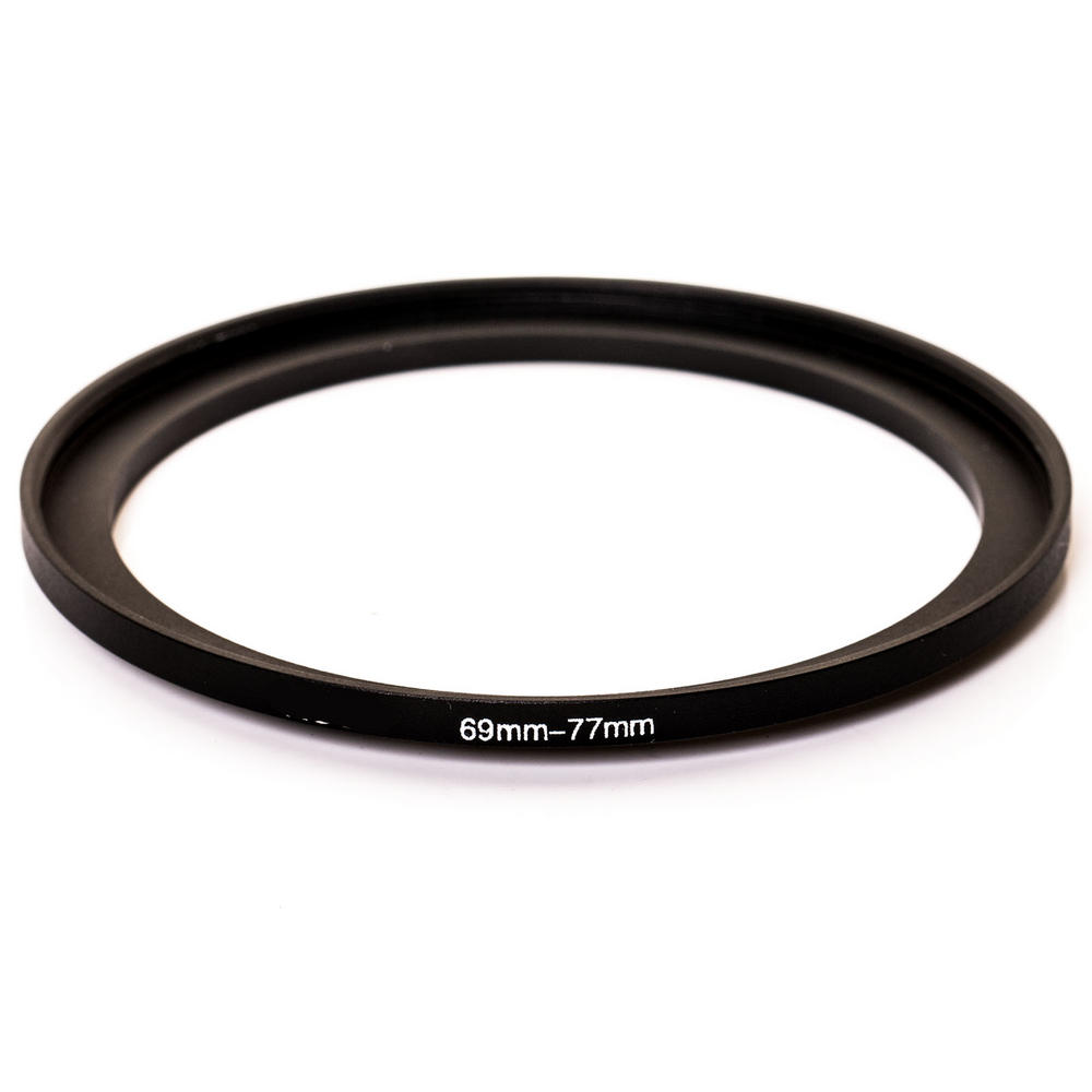 Kood 69mm - 77mm Lens Stepping Step Up Filter Adapter Ring