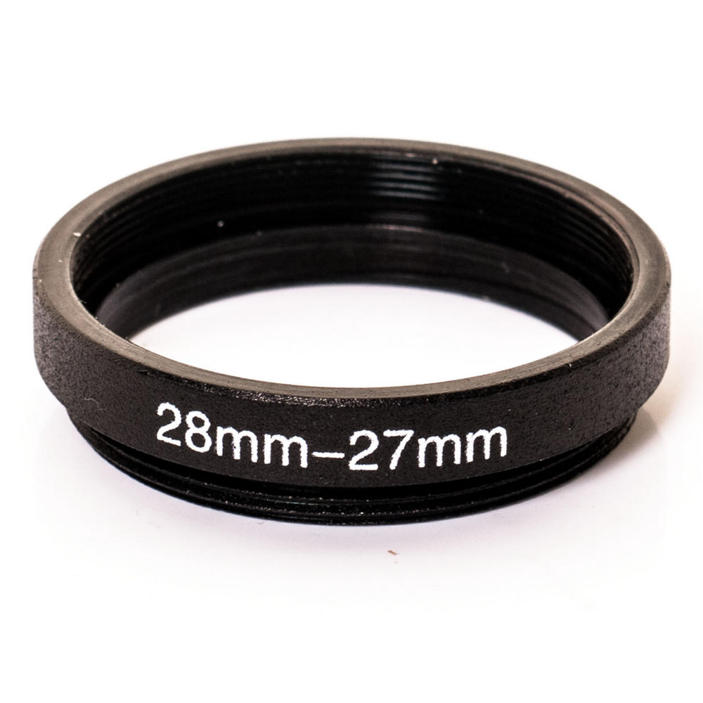 Kood 28mm - 27mm Lens Stepping Step Down Filter Adapter Ring - 28 to 27 mm