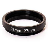 Kood 28mm - 27mm Lens Stepping Step Down Filter Adapter Ring - 28 to 27 mm Thumbnail 1