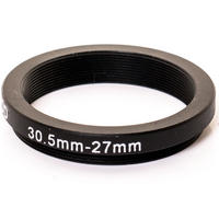 Kood 30.5mm - 27mm Lens Stepping Step Down Filter Adapter Ring - 30.5 to 27 mm Thumbnail 1