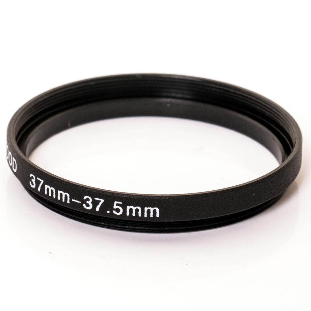 Kood 37mm - 37.5mm Lens Stepping Step Up Filter Adapter Ring