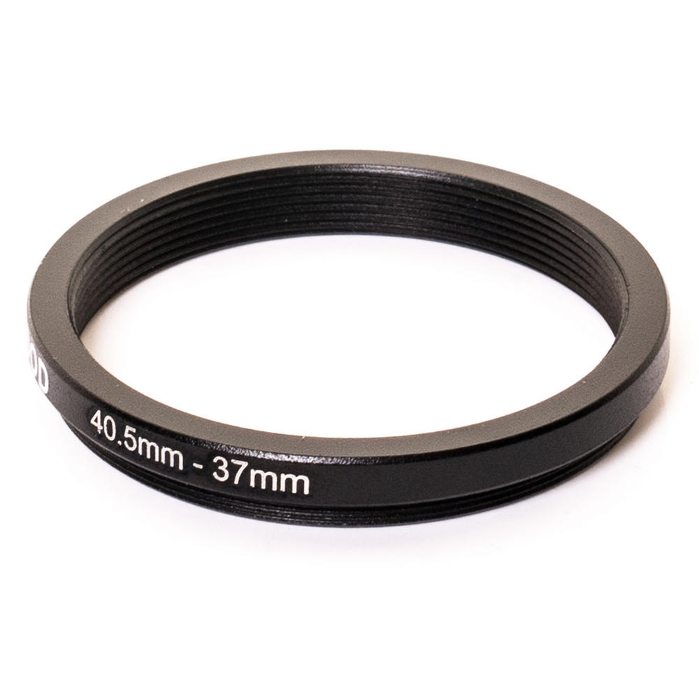 Kood 40.5mm - 37mm Lens Stepping Step Down Filter Adapter Ring - 40.5 to 37 mm