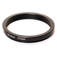 Kood 40.5mm - 37mm Lens Stepping Step Down Filter Adapter Ring - 40.5 to 37 mm Thumbnail 1