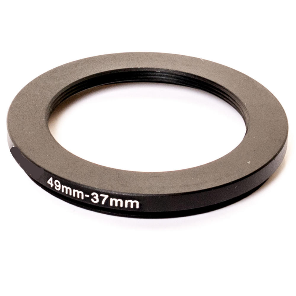 Kood 49mm - 37mm Lens Stepping Step Down Filter Adapter Ring - 49 to 37 mm