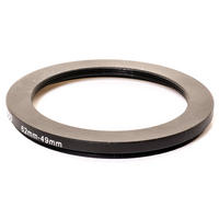 Kood 62mm - 49mm Lens Stepping Step Down Filter Adapter Ring - 62 to 49 mm Thumbnail 1