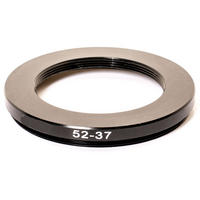 Kood 52mm - 37mm Lens Stepping Step Down Filter Adapter Ring - 52 to 37 mm Thumbnail 1