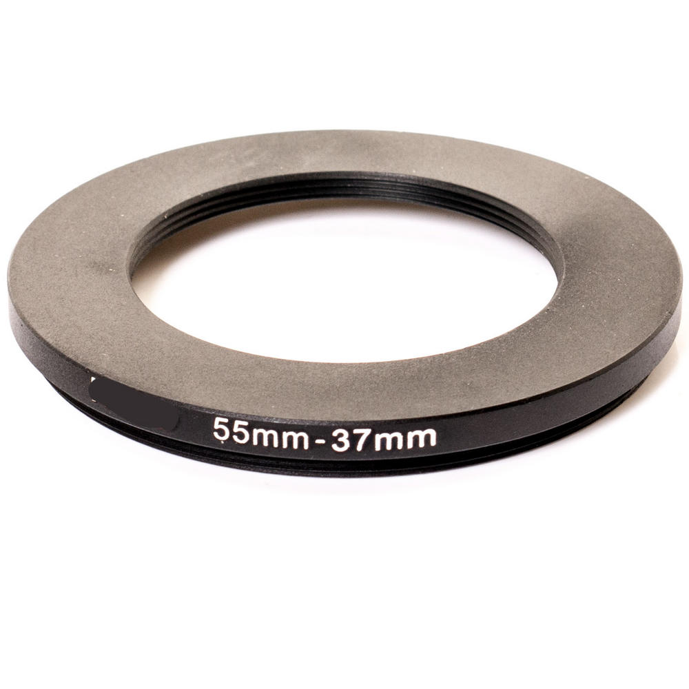 Kood 55mm - 37mm Lens Stepping Step Down Filter Adapter Ring - 55 to 37 mm