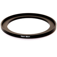 Kood 72mm - 86mm Lens Stepping Step Up Filter Adapter Ring