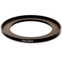 Kood 72mm - 95mm Lens Stepping Step Up Filter Adapter Ring