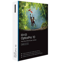 DxO Optics Pro 10 - Elite Edition - MAC or PC