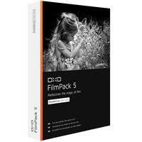 DxO Filmpack 5 - Essential Edition - PC & MAC - Inc PlugIns for Adobe & Aperture