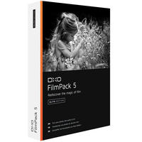 DxO Filmapck 5 - Elite Edition - PC & MAC - Inc PlugIns for Adobe & Aperture