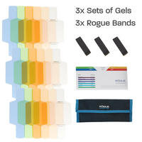 Rogue Flash Gels - Colour Correction Filter Kit - ROGUEGEL-CC by Expoimaging