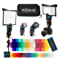 Rogue FlashBender 2 - Portable Lighting Kit for Flash - ROGUEKIT2 by Expoimaging