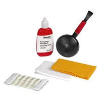 Hama 5 Piece Camera Cleaning Kit with Blower, Lens Fluid & Tissues