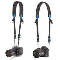 Miggo 2 Way Speed Strap Camera Shoulder & Neck Sling for DSLR and CSC - Black Thumbnail 2