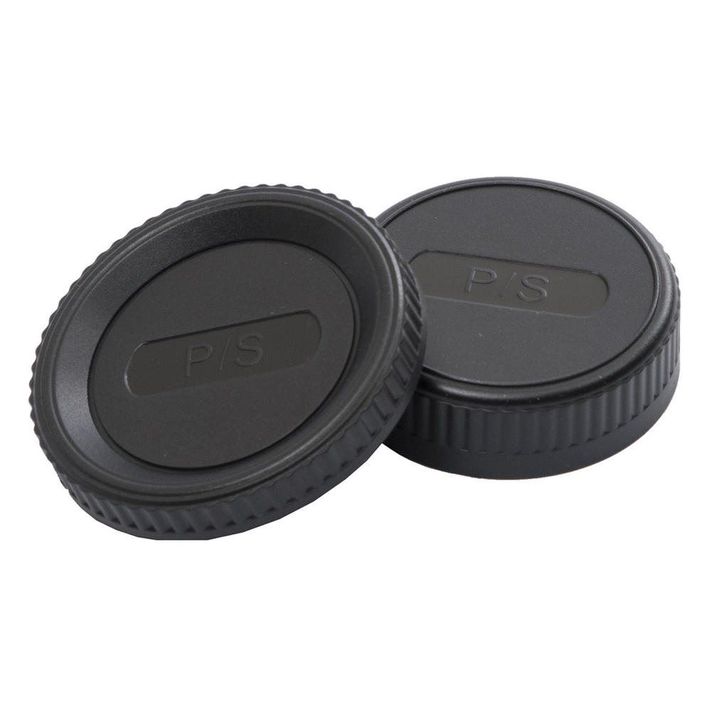 JJC Rear Lens and Body Cap Combo Pentax/Samsung