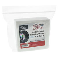 Optical Lens Cleaning Wipes 10x10cm 100 Pack of Camera Filter Pad Cloth Pads