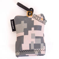 "SPUDZ 6"" x 6"" MicroFibre Camera Lens Cleaning Cleaner Cloth - ACU Camo"