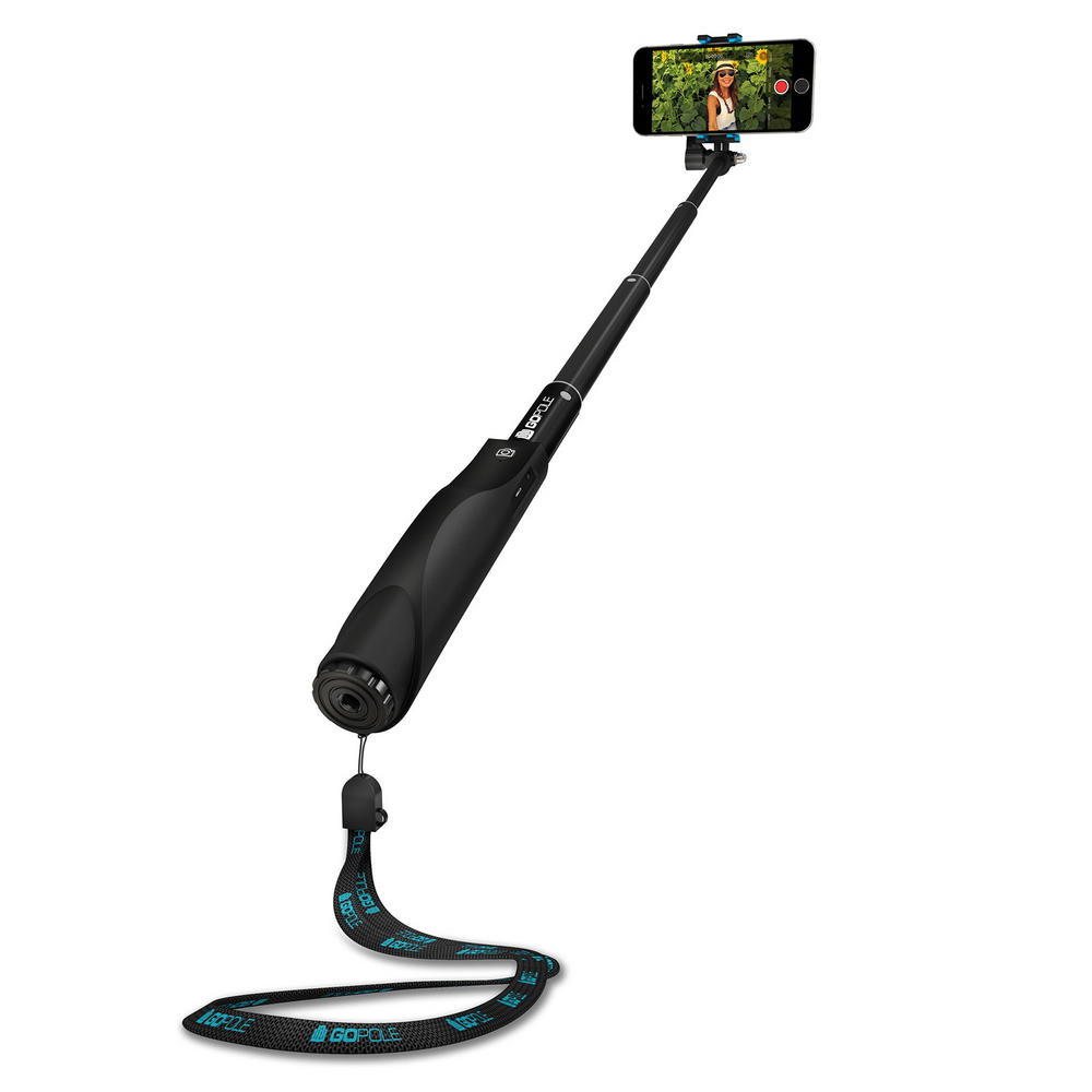GoPole NEW GoPro Reach Snap Telescoping Selfie Mobile Pole Mount Handle