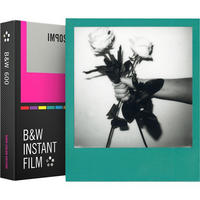 Impossible Project 600 B&W Instant Film Hard Colour Frame Polaroid 8 Photo 4523