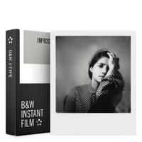 Impossible Project I-Type B&W Instant Film White Frame Polaroid 8 Photo PRD_4521