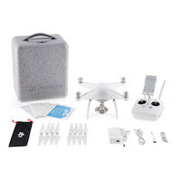 DJI Phantom 4 Quadcopter Camera Drone RTF GPS 4K UHD 12mp - UK Stock Thumbnail 2