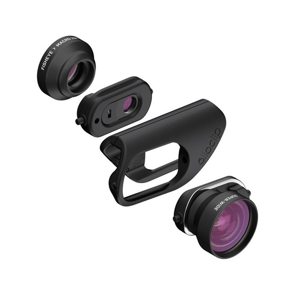 Olloclip CORE Photo Camera Lens Set Kit for iPhone 7/7 Plus Wide Angle Macro