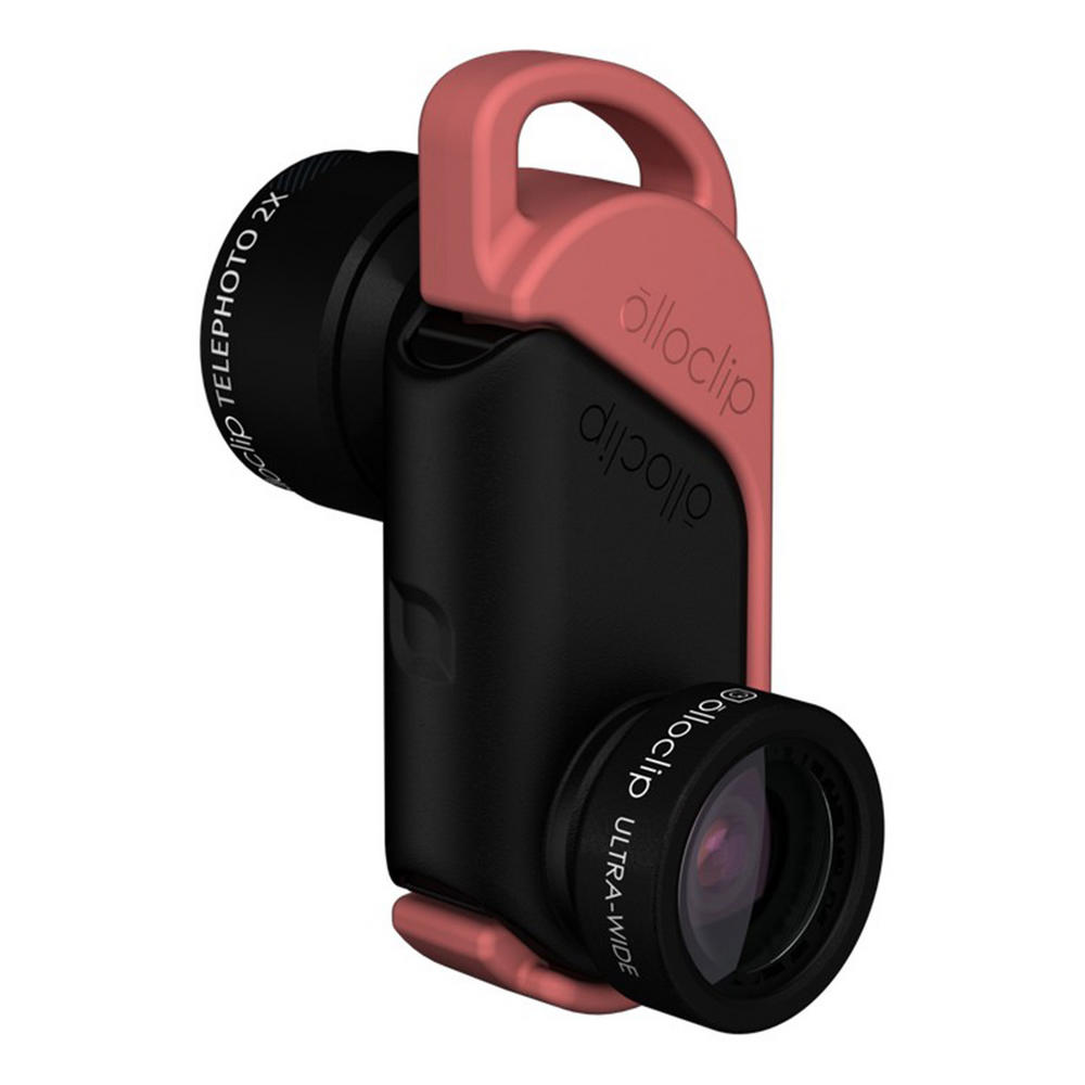 Olloclip ACTIVE Lens Photo Camera Kit for iPhone 6/6s/6+/6s+ Wide & Telephoto