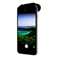 Olloclip ACTIVE Lens Photo Camera Kit for iPhone 6/6s/6+/6s+ Wide & Telephoto Thumbnail 4