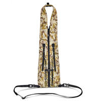 Miggo Strap and Wrap Binocular Harness Strap Carry Case - Camo