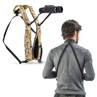 Miggo Strap and Wrap Binocular Harness Strap Carry Case - Camo Thumbnail 2