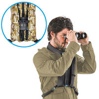 Miggo Strap and Wrap Binocular Harness Strap Carry Case - Camo Thumbnail 6