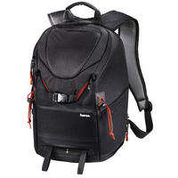 Camera Bag Backpack Waterproof DSLR Photo Rucksack Case Hama Profitour 180 Black