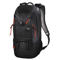 Camera Bag Backpack Waterproof DSLR Photo Rucksack Case Hama Profitour 240 Black