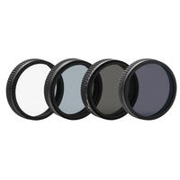Hama DJI Phantom 4 3 ND PL UV Filter Neutral Density, Polariser Protect 4 Pack