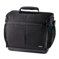 Hama Ancona HC 140 Digital Camera Shoulder Carry Case Photo Bag - Black - UK