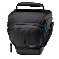 Hama Ancona HC 110 Colt Digital Camera Shoulder Carry Case Photo Bag - Black -UK