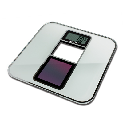 Salter Eco Solar Powered Electronic Bathroom Scale Enlarged Preview