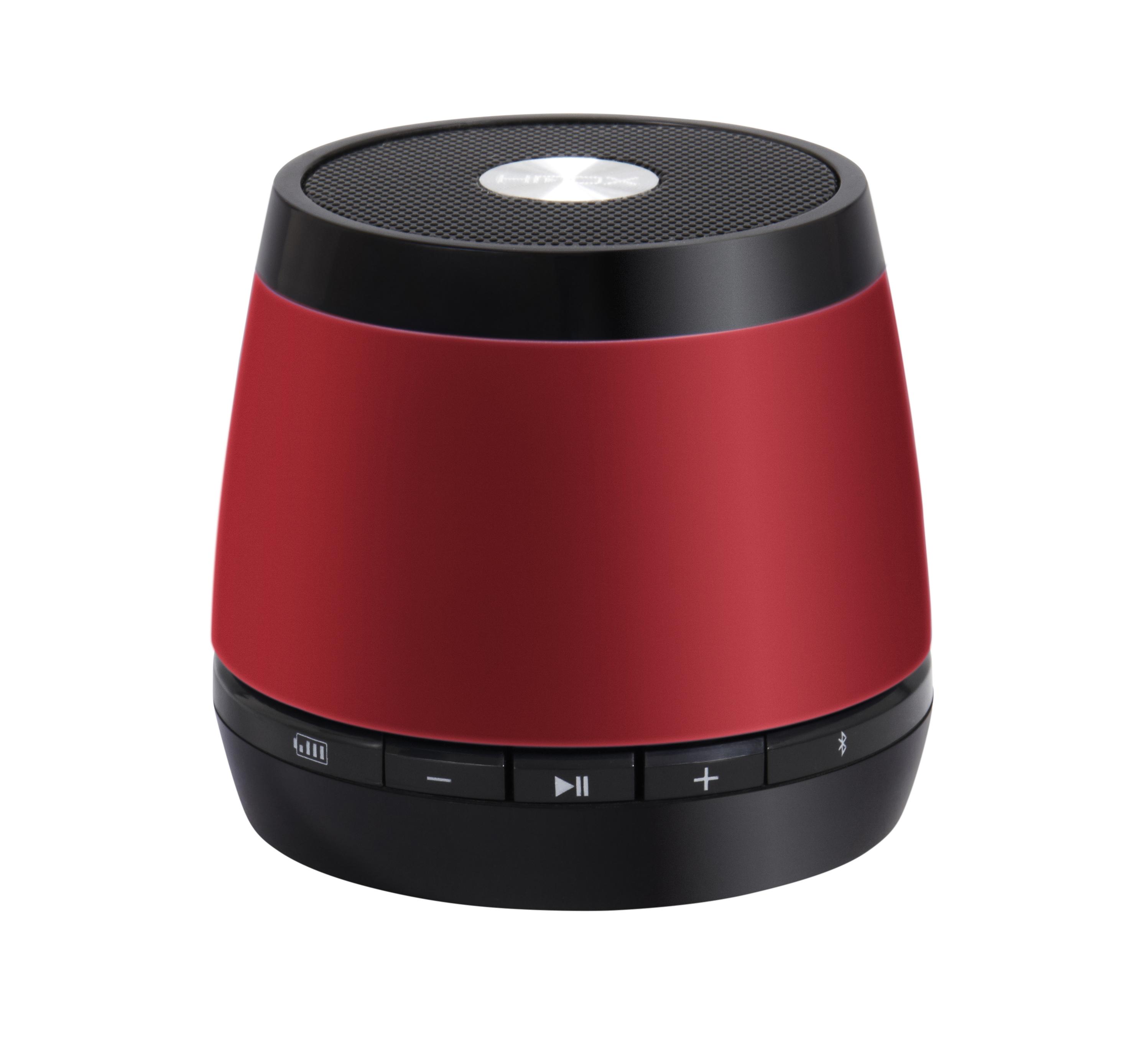 Homedics jam bluetooth portable speaker / Doino pizza