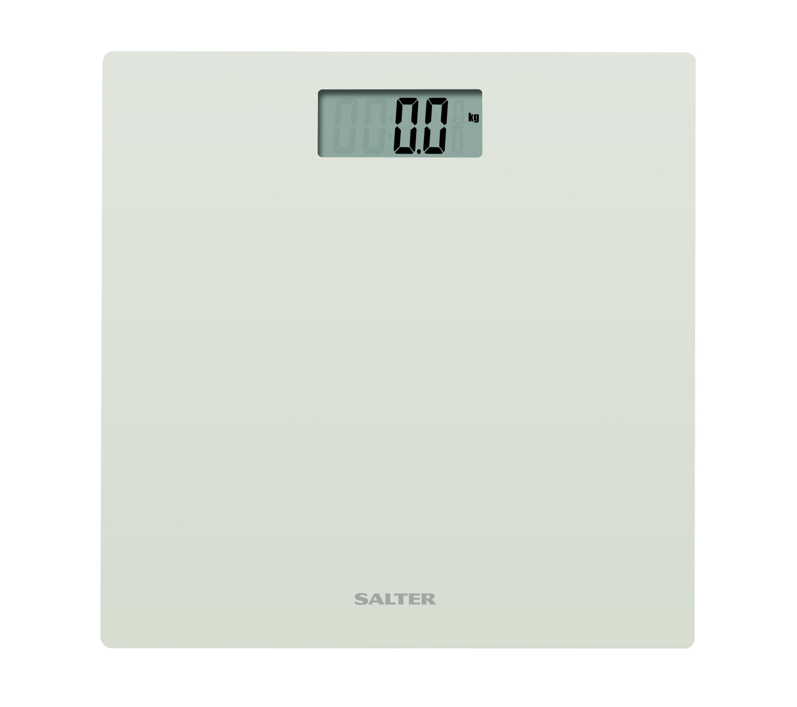 Batteries for bathroom scales - Digital Bathroom Scale White Batteries For Salter Bathroom Scales