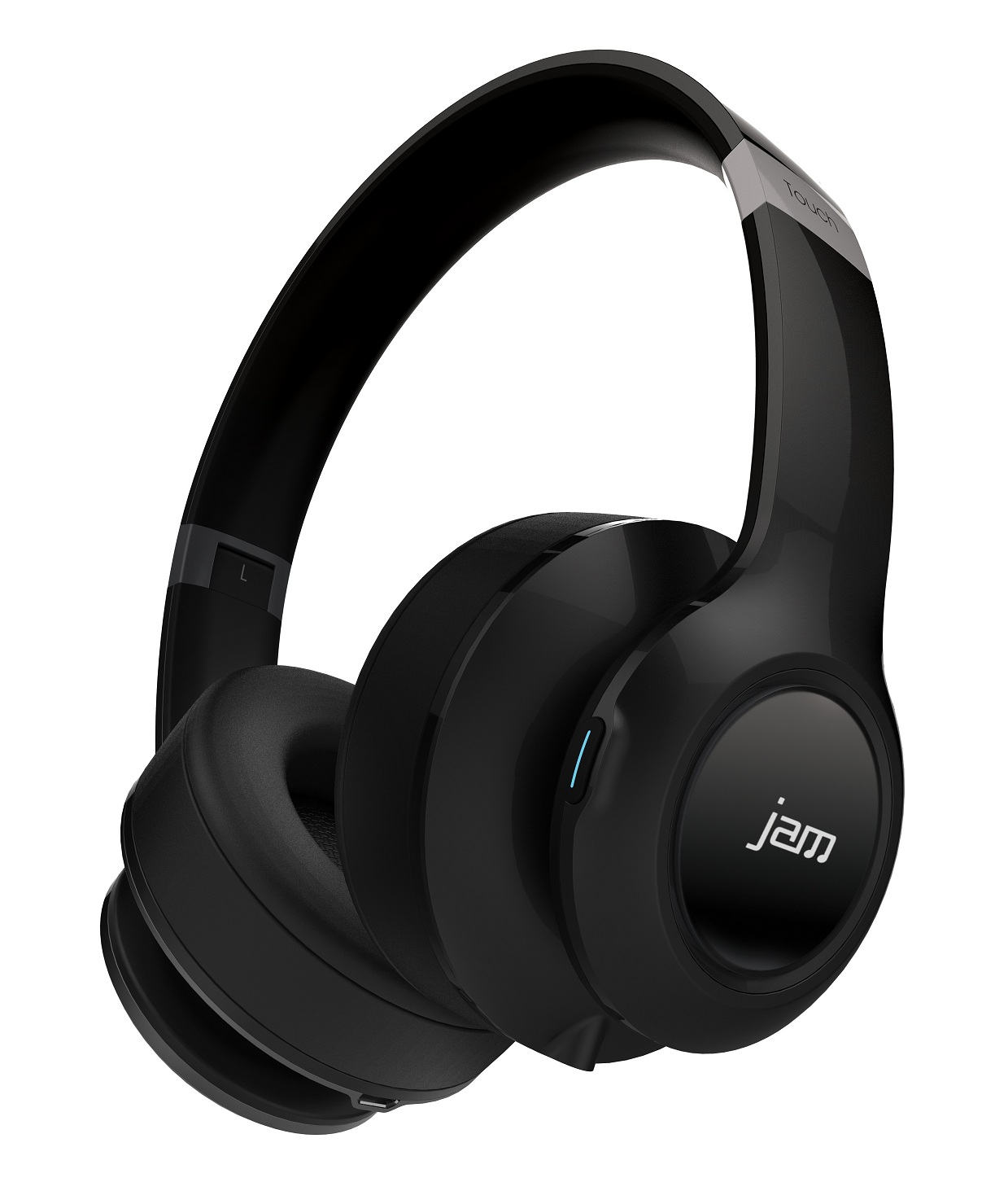 jam transit touch rechargeable wireless bluetooth headphones on ear earphones ebay. Black Bedroom Furniture Sets. Home Design Ideas