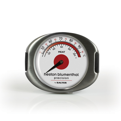 New Salter Heston Blumenthal Precision 502 Meat Thermometer Enlarged Preview