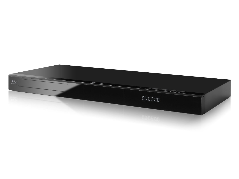Panasonic DMP-BDT130EB Smart Network 3D Blu-ray Disc Player - Black